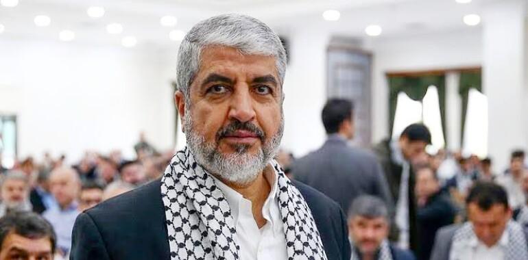 صورة بعد جدل.. حماس تخاطب السوريين بشكل غير مباشر