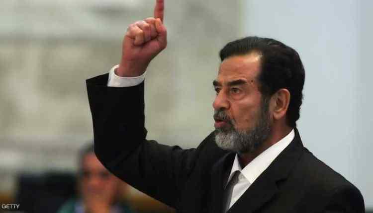 صورة ما الطعام الذي حمله صدام حسين إلى مـخـ.ـبئه؟