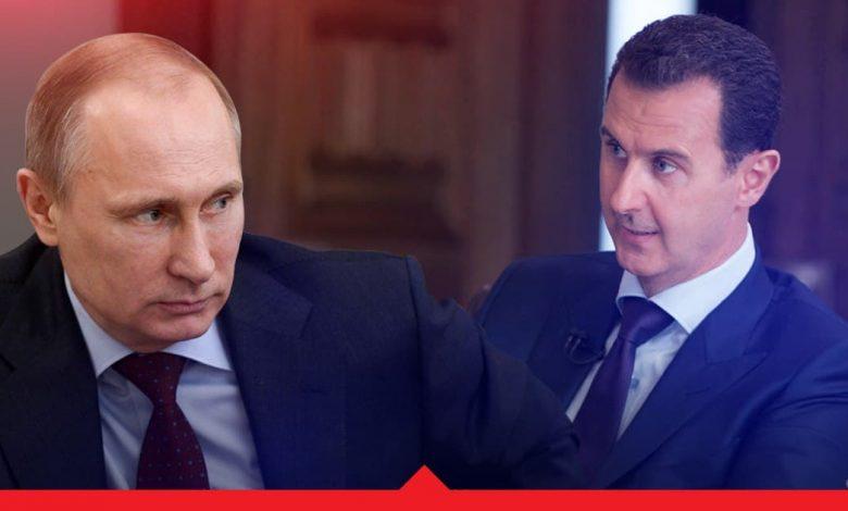 صورة بوتين: سألتُ الأميركيين عن بديل للأسد ولم يقدموا أحد حتى الآن
