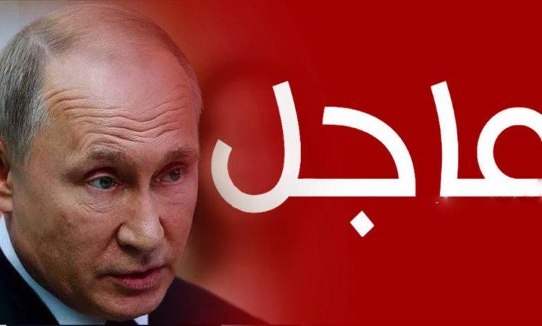 صورة بوتين يعلن رسميا.. تم الصلح واتفاق هام جديد سيبدأ من الآن