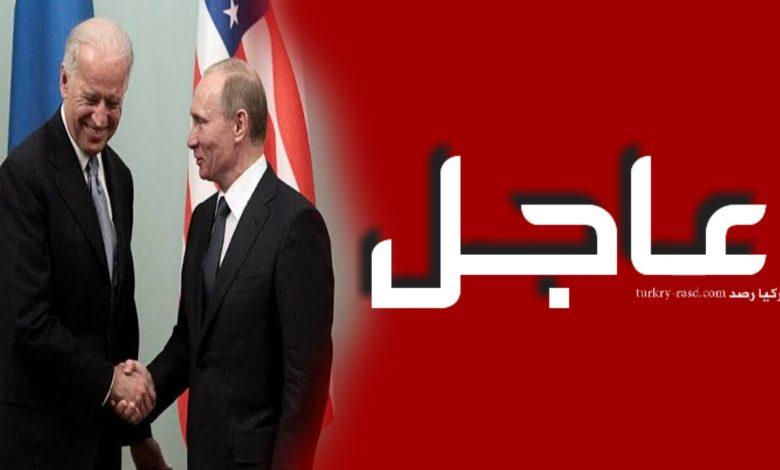 صورة اتفاق أمريكي روسيا بشأن سوريا ومصدر يكشف تفاصيله