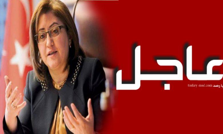 صورة رئيسة بلدية غازي عنتاب.. فاطمة شاهين توجه رسالة للسوريين وتدعوهم إلى هذا الأمر
