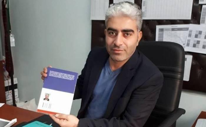 صورة باحث سوري ينال شهادة في علم جديد على مستوى العالم
