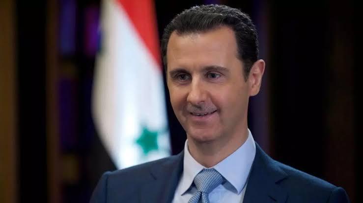 صورة مسؤول أمني عربي رفيع يبحث مع مسؤولي بشار الأسد إعادة اللاجئين السوريين