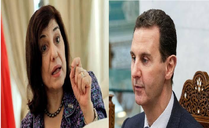 صورة شعبان: رئيسنا سيحـرر الأراضي السورية المحـ.ـتلة وهذا السبب وراء ذهابه إلى دوما (فيديو)