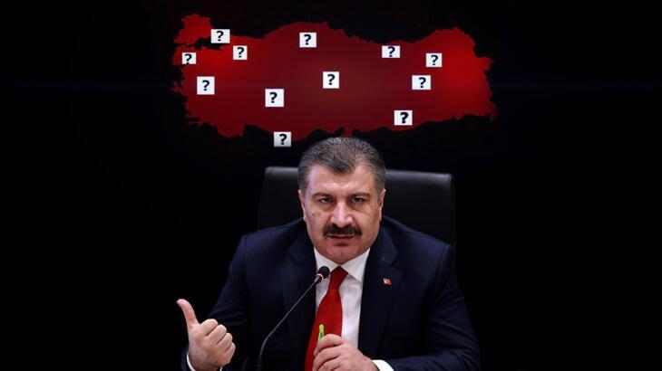 صورة عاجل: وزير الصحة التركي غاضب جداً ويوجه رسالة لجميع سكان تركيا