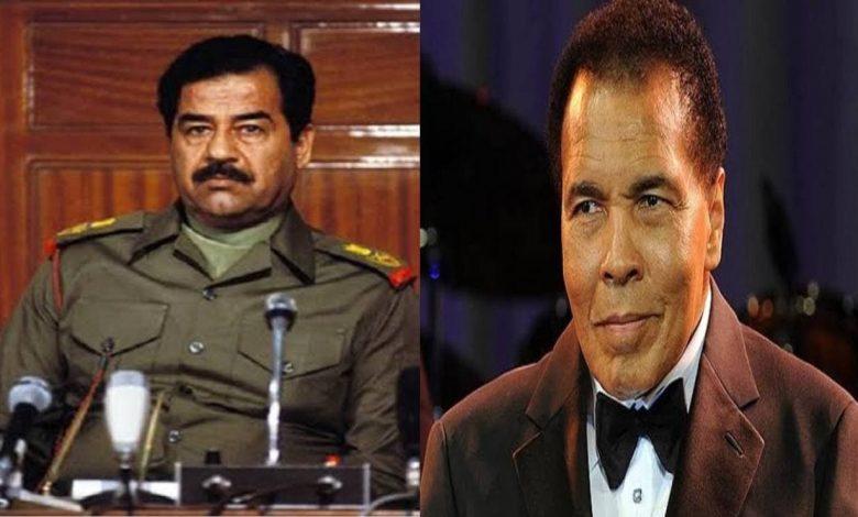 صورة عندما أسلم محمد علي كلاي وتبعه مليون أمريكي، قصته مع صدام حسين وحقائق أخرى عن أشهر ملاكم في العالم