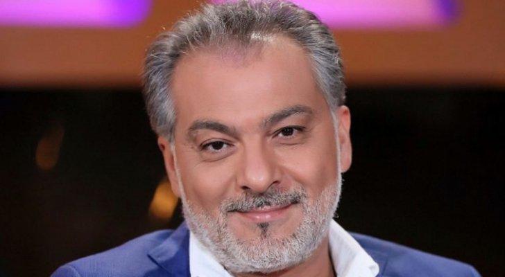 صورة سلاف فواخرجي تكشف عن أمنية الفنان الراحل حاتم علي المستحيلة… صورة