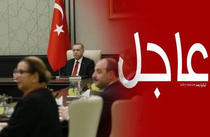صورة انطلاق إجتماع الحكومة التركية برئاسة أردوغان وأبرز التسريبات