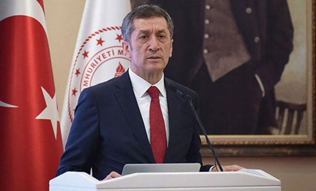 صورة عاجل:تعميم عاجل من وزير التربية التركي إلى 81 ولاية ورسالة لكل أولياء الأمور
