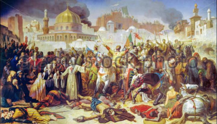 صورة مدينة سورية دخلت التاريخ.. حين قتـ.ـل أكثر من عشرين ألف شخصاً من أهلها وأكـ.ـلوا لحـ.ـومـ.ـهم.. قصة عظيمة سجلت في التاريخ