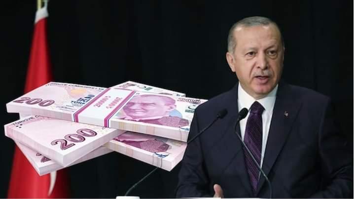 صورة عاجل: الحكومة التركية تعلن بدء تقديم الدعم المالي العاجل لهذه الفئة