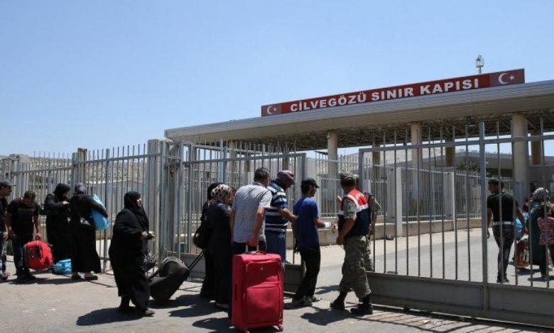 صورة عاجل : بشرى سارة لجميع السوريين في تركيا الذين لم يتمكنوا من دخول سوريا لقضاء اجازات العيد