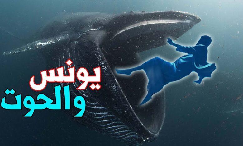 صورة كيف عاش سيدنا يونس في بطن الحوت وما سر الصوت الغريب الذي سمعه وماذا وجد بعد خروجه؟