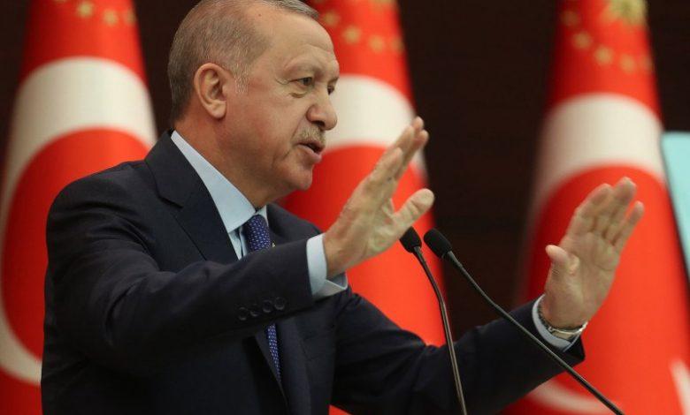 """صورة تصـ.ـريح عـ.ـاجل من الرئيـ.ـس التركي """" أردوغان"""" وهذا ماقاله..التفاصيل👇"""