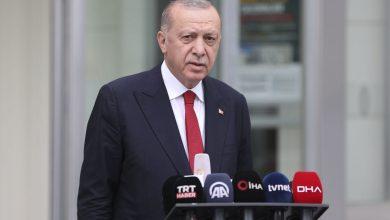 صورة أردوغان يردّ بقـ.ـوة على كيليتشدار أوغلو حول وعـ.ـده بطـ.ـرد السوريين