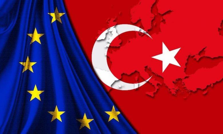 صورة خـ.ـبر سـ.ـار لـ.ـكافة الـ.ـلاجئين السـ.ـوريين فـ.ـي تركـ.ـيا..مـ.ـسؤولة أوروبيـ.ـة تتـ.ـحدث سيـ.ـناريو دعـ.ـم جـ.ـديد للـ.ـسوريين فـ.ـي تركيا..التفاصيل👇👇