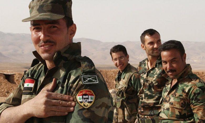 صورة له له له.. فضيحة مدوية لجيـ.ـش الأسد وفيديو يخرج للعلن بالجـ.ـرم المشهود- شاهد
