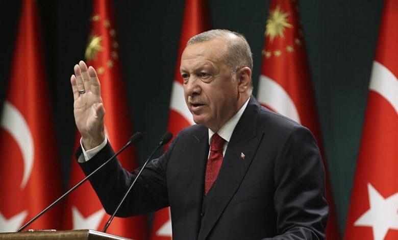 صورة بخصوص السوريين.. أردوغان يوجه انتقادات قوية.. ماذا قال؟