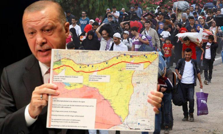 صورة الحـكومة التــركية تضــع 3 خطط على جدول أعمالها بشأن إعـادة اللاجـ.ئين الســوريين إلى بلادهم عبر ممرات آمـ.نة
