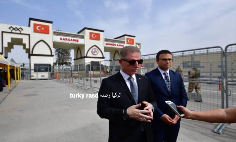 صورة عاجل : معبر جرابلس الحدودي مع سوريا يصدر بيانا عاجلا بشأن الإجازات الجديدة خارج أوقات العيد للسوريين في تركيا