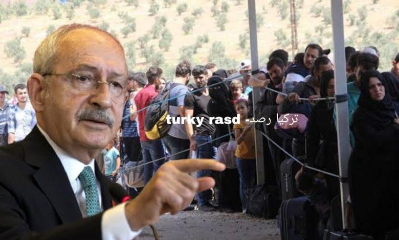 صورة المعارضة التركية  ترسل رسائل للسوريين والحكومة التركية تصدر بيان هام بشأن الرسائل