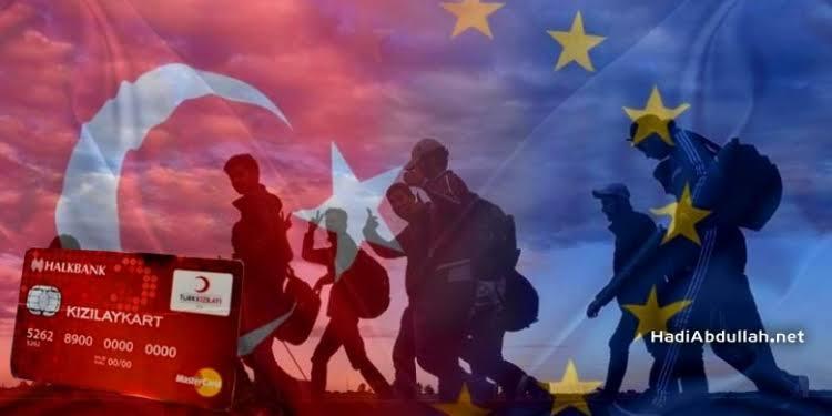 صورة لتمديد اتفاقية الهجرة وإعادة قبول اللاجئين.. أوروبا تزف بشرى سارة للاجئين في تركيا وتكشف عن مفاجأة