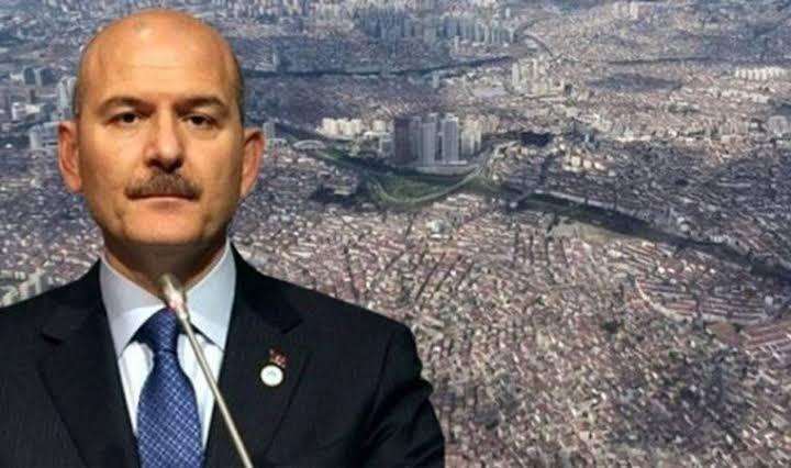 صورة بأوامر من وزير  الداخلية: تعميم عاجل و  حملة شاملة في جميع أنحاء تركيا