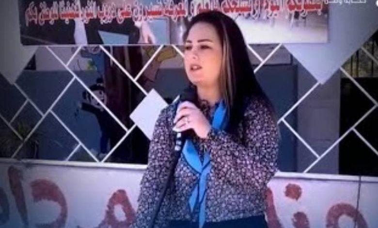 صورة مشاهد غير مقبولة في مدارس الأسد (فيديو)